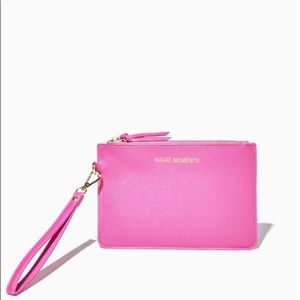 Magic Moments Large Size Wristlet hot pink